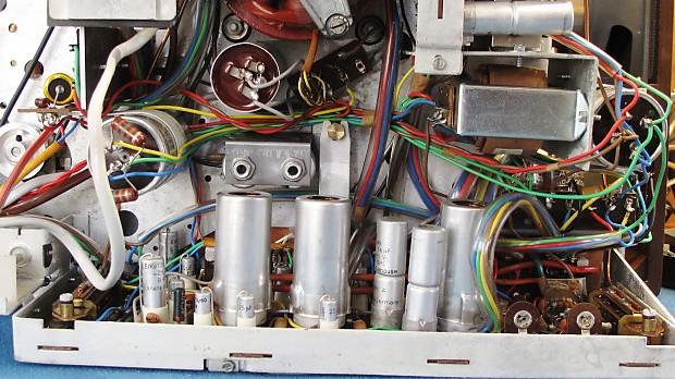 Tandberg Model 74B 4-track Stereo Open Reel Tape Deck