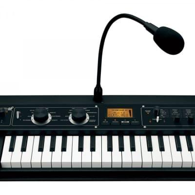 Korg MicroKorg XL+ Synthesizer Vocoder Synth 37-key Keyboard MicroKorgXL+