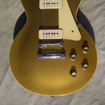 Gibson Les Paul Standard Gold Top 1969 for sale
