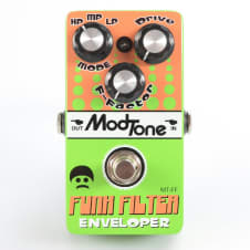 ModTone MT-FF Funk Filter Envelope Filter Guitar Effect Pedal w/ Box #30362