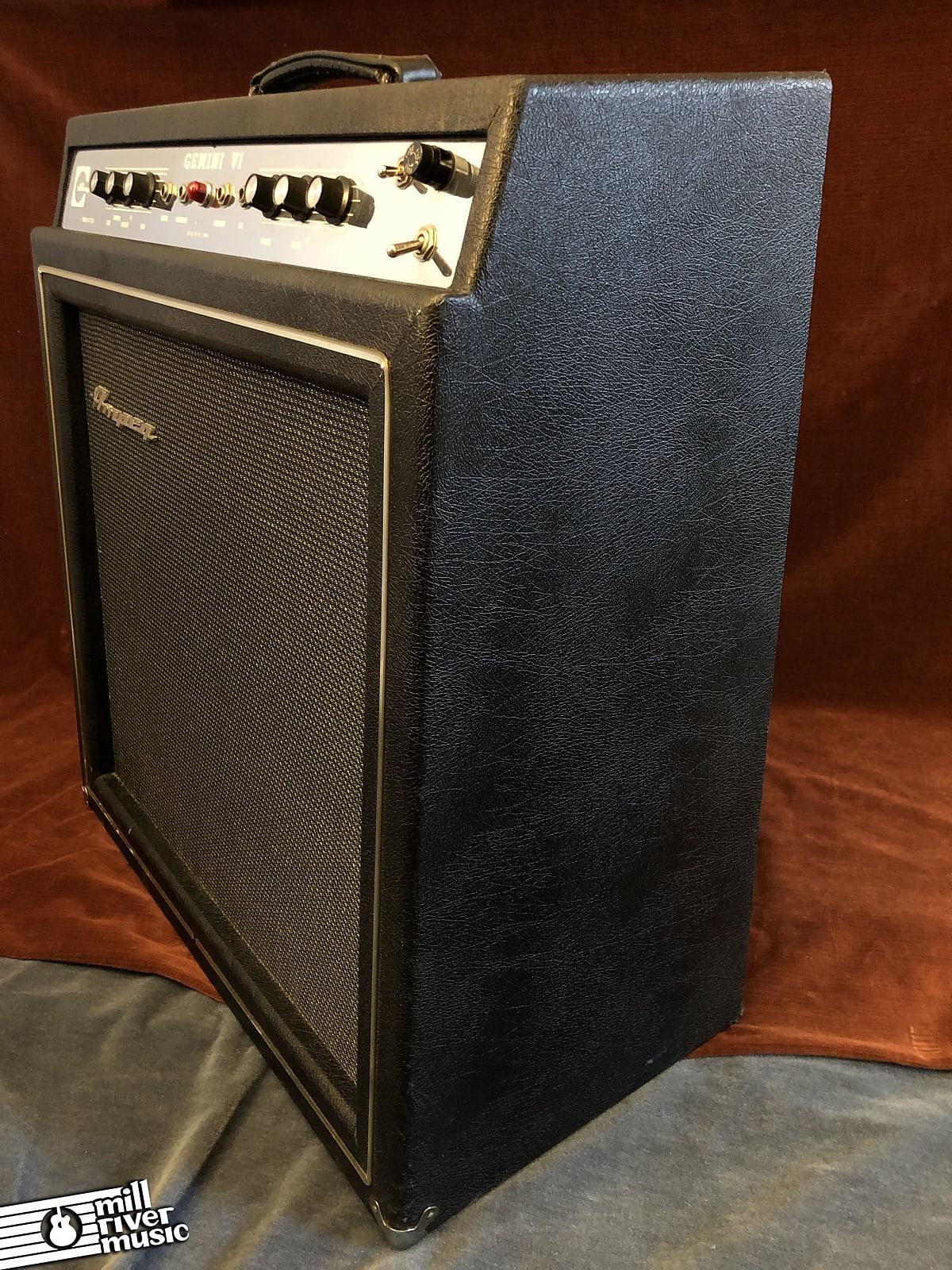 Ampeg GS-15R Gemini VI 30W 1x15