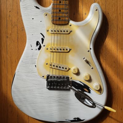 Reliced Strat for sale