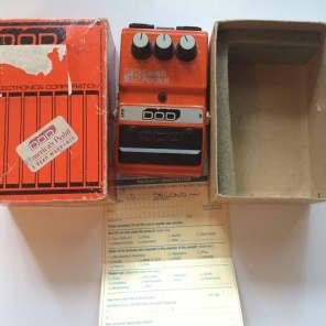 DOD Digitech FX15 Swell Volume Rare Vintage Guitar Effect Pedal for sale