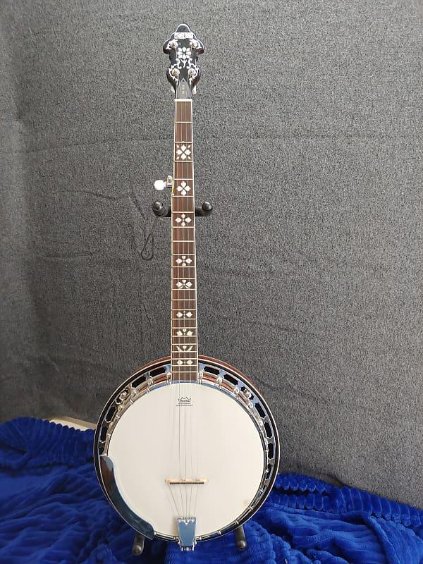 recording king rk r20 songster 5 string tone ring banjo reverb. Black Bedroom Furniture Sets. Home Design Ideas
