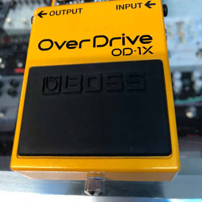 (R4624) Boss OD-1X Distortion