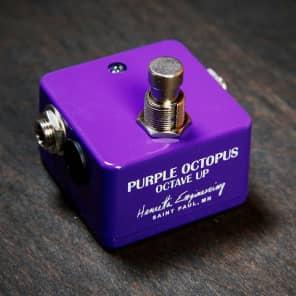 Henretta Engineering Purple Octopus Octave Up