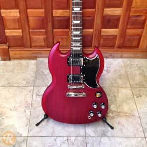Epiphone SG Custom Cherry