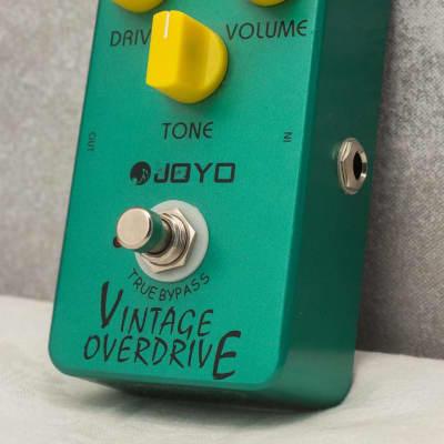 Joyo JF01 Vintage Overdrive Pedal for sale