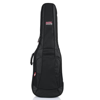 Gator GB4GJMASTER 4G Style Gig Bag for Jazzmaster Style Guitars with Adjustable Backpack Straps