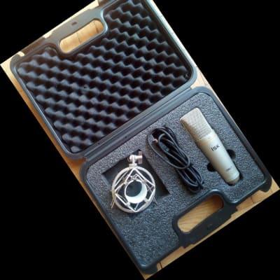iSK CRU-1 USB Condeser Microphone set