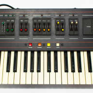 ARP Quartet 49-Key Brass, Strings, Organ and Piano Synthesizer Made in Italy
