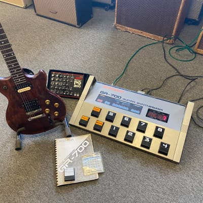 Roland G-303, GR-700 and PG-200 for sale
