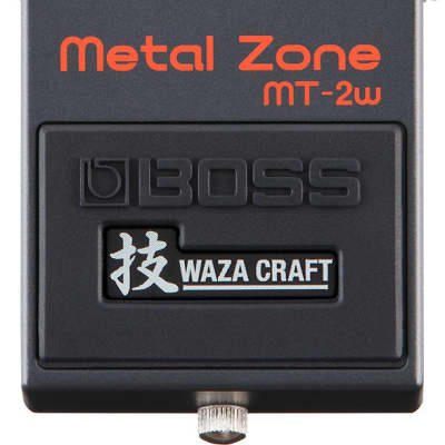 Boss MT-2W Waza Craft Metal Zone for sale