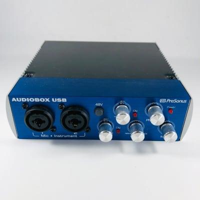 PreSonus AudioBox USB Audio Interface   *Sustainably Shipped*