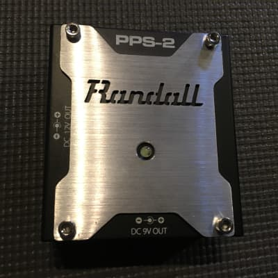 Randall Amplification PPS-2 Multi-Voltage Pedalboard Power Supply for sale