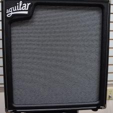 Aguilar SL410 x 2017 black tolex with Silver face
