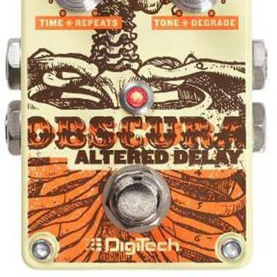 Digitech Obscura Delay Pedal for sale