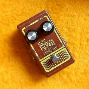 DOD 440 envelope filter 1977 Orange 1st version Johnny greenwood radiohead original vintage analog for sale