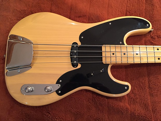 fender squier classic vibe 50s precision bass butterscotch reverb. Black Bedroom Furniture Sets. Home Design Ideas