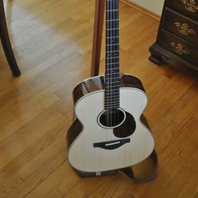 Pono MND-30 2020 natural w/hsc octave mandolin/8 string tenor guitar for sale