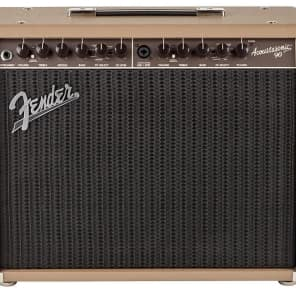 Fender Acoustasonic 90 Acoustic Combo Amp for sale