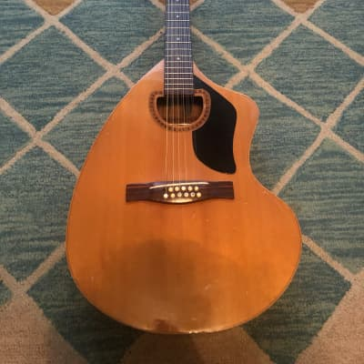 Giannini Awks12 (CRAVIOLA) 1973 Brazilian Rosewood for sale