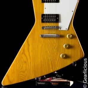 Ibanez 2459 Destroyer X-Style 4-String Bass Korina