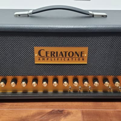 Ceriatone - AH Deluxe 50 - With Cover & f/s  Mint! for sale