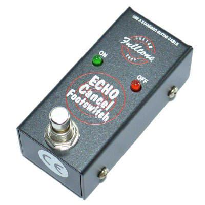 Fulltone Custom Shop ECF Echo Cancel Footswitch