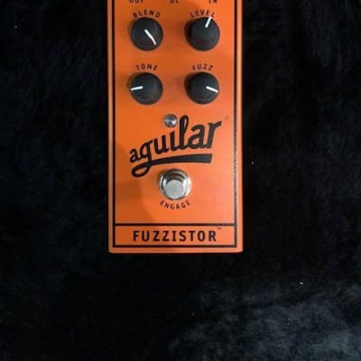Aguilar Aguilar Fuzzistor Bass Fuzz Pedal for sale