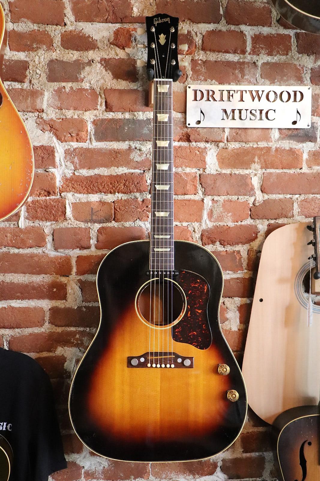 Gibson J160E 1954
