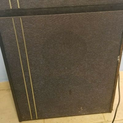 Rare Vintage Baldwin C3 Solid State Electric Guitar Amplifier Amp Cabinet for sale