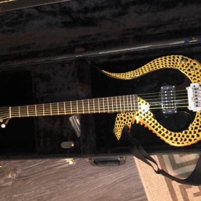 De Rosa Snake Guitar for sale