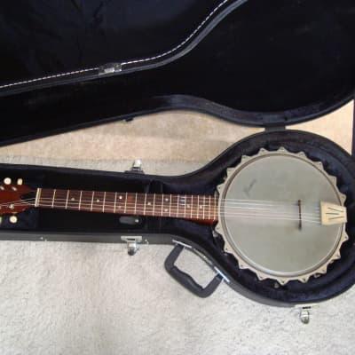 Framus Banjo 6-string  Model 6 276 1964 Natural