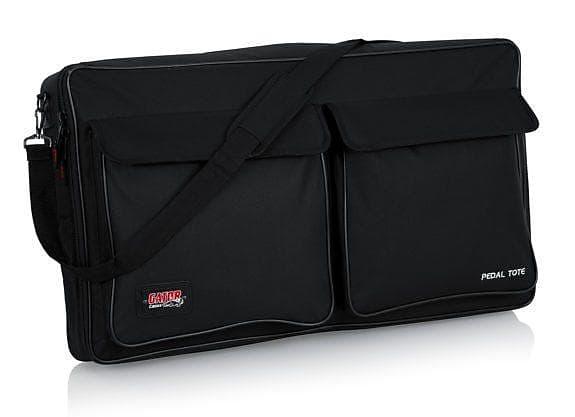 gator guitar pedal totes series pedal board w carry bag pro reverb. Black Bedroom Furniture Sets. Home Design Ideas