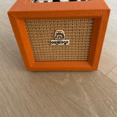 Orange CR3 Micro Crush Pix 3-Watt Guitar Combo for sale