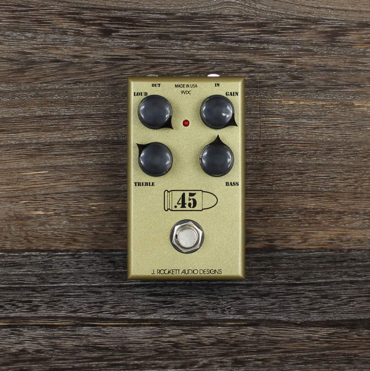 J rockett audio designs 45 caliber sound house music for 45 house music