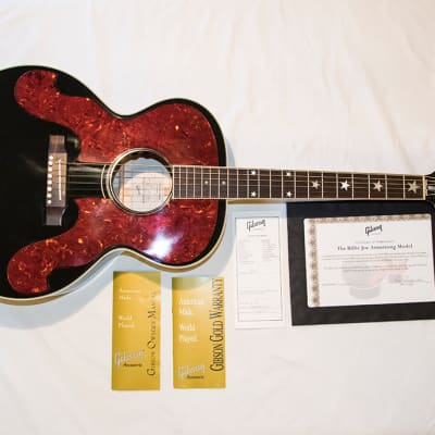Gibson J-180 Billie Joe Armstrong Signed for sale