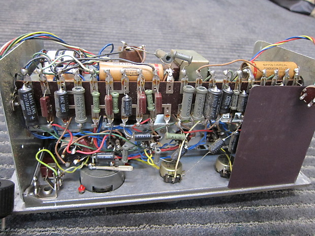 Enjoyable Akai Vintage Tube Amp Guitar Amp Potential Terecorder Reverb Wiring 101 Vieworaxxcnl
