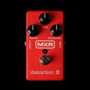 MXR M-115 Distortion III Pedal for sale