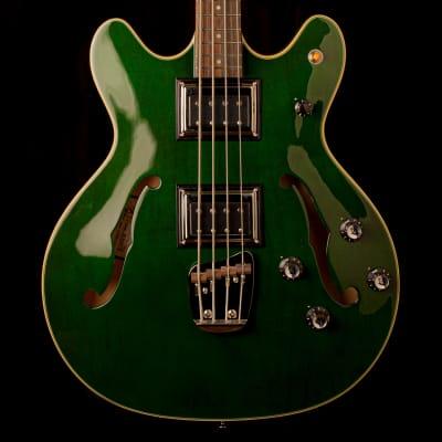 Guild Starfire II Bass Emerald Green for sale