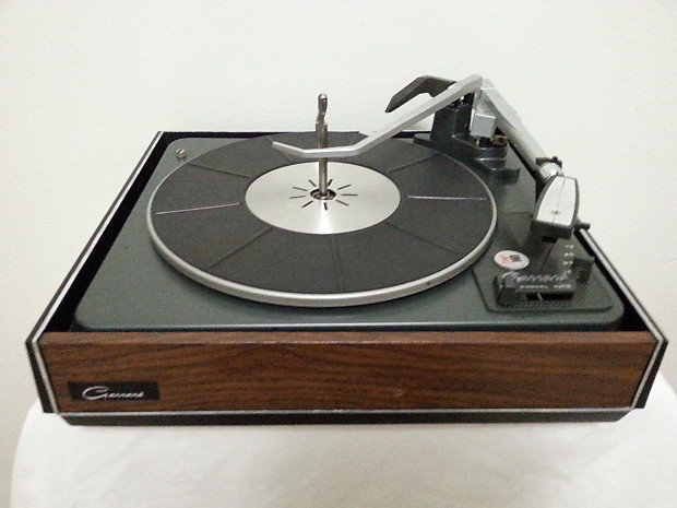 Garrard Turntable manual