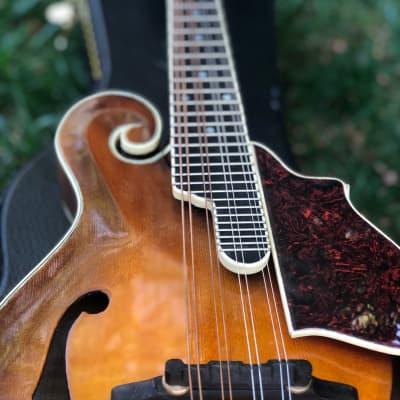 Harwood F5 Handbuilt Mandolin 2010 for sale