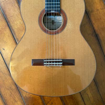 Augustino LoPrinzi Nova Futura 1998 Cedar / Rosewood Thurman Soundports TKL OHC for sale