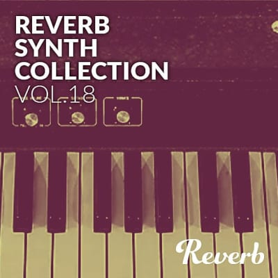 Reverb Multivox MX-20 Synth Collection Sample Pack