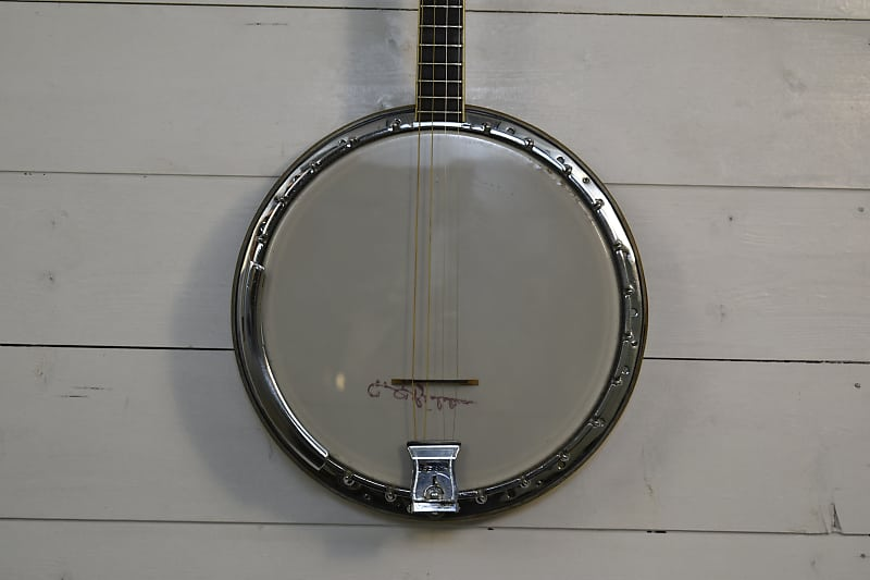 1968 Gretsch B&D Senorita Tenor Banjo Neck Up-Bow in Fair | Reverb