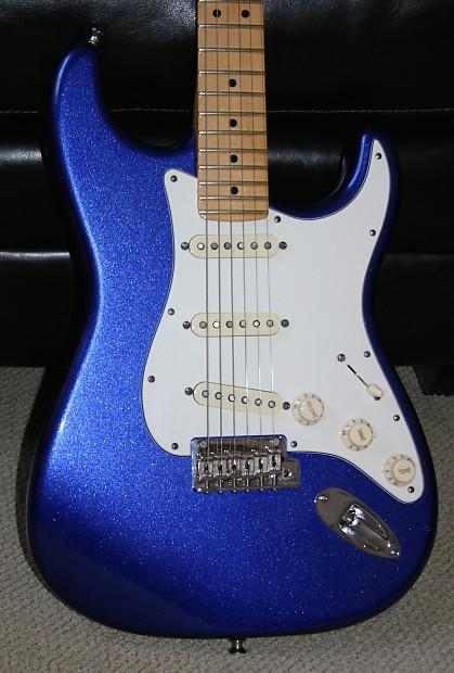 Fender American Standard Stratocaster 2012 Mystic Blue