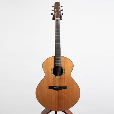 Michaud Made J-R Acoustic Guitar, Panama Rosewood & Sinker Cedar - Pre-Owned for sale