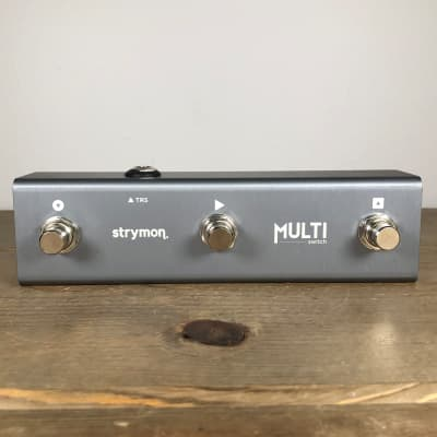 Strymon MultiSwitch Controller Pedal