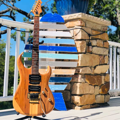 Raven West Guitar RG5000 Wooden for sale